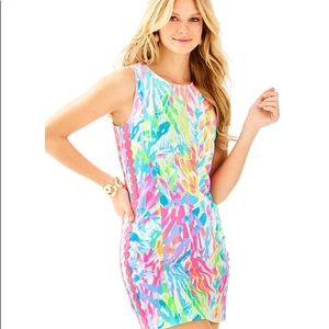 Lilly Pulitzer Mila Dress Sparkling Sands